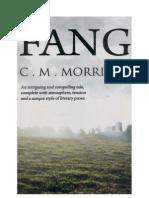Fang by C. M. Morrison