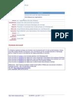 Adressage IPv6 & Exercice