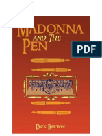 Madonna And The Pen (Hardback) by Dick Barton