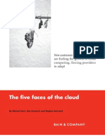BAIN BRIEF the Five Faces of the Cloud