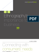 Ethnography's Importance to Business