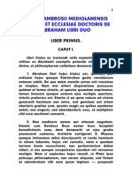 0339-0397, Ambrosius, De Abraham Libri Duo, LT