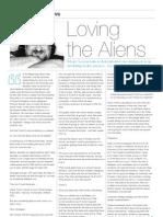 Loving the Aliens
