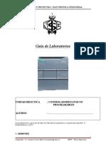 Labotatorio de PLC 2012