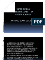 Cimentaciones Ab - Blanco Blasco