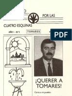Andalucismo Por Las Cuatro Esquinas Abril 1991
