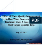 Water Quality Improvement Ibnu Samsi & Yu