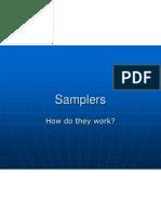 Sampler Function 11