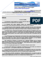 Boletin Nº 35 Comision Exiliados Argentinos-CEAM
