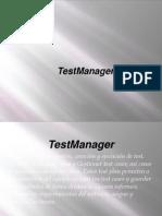 Presentacion Test Manager. 00