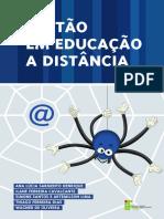 Livro texto do curso Gestão em Ead IFRN