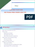 Chuong 2 Ly Thuyet Dieu Khien Tu Dong