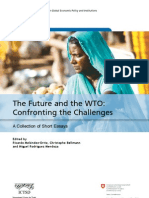 The Future and the Wto Confronting the Challenges