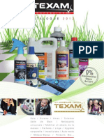Catalogue Texam 2012