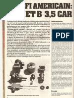 Essai KB 3.5 Car