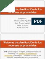 Sistemas de planificación de los recursos empresariales
