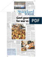 Manila Standard Today -- Wednesday (October 17, 2012) issue