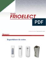 Grupo Frioelect Repartidores de Costes