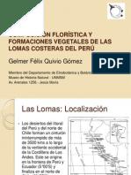 Composición florística y comunidades vegetales de las Lomas 2