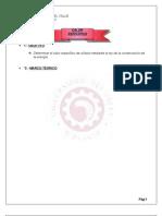 Trabajo Práctico 7 - Calor Especifico