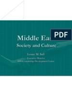 middle east societyculture