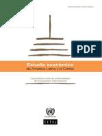 Estudio Económico América Latina y Caribe 2012