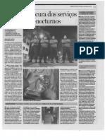 Reportagem sobre Guardas-Nocturnos da Madeira