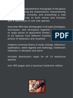 Manticora Leaflet