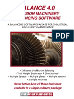 Balancing Software Brochure