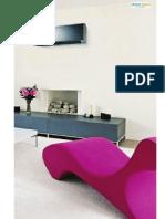 Brochure Mono-split Inverter Miroir Panel
