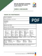 Formulario de Inscricao Difusao e Circulacao 2