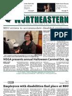The Northeastern - Oct 16, 2012