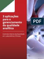 3 Aplicacoes Para o Gerenciamento Da Qualidade Analitica