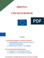 Dreptul UE