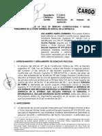 Absolución del Recurso de Apelación contra sentencia de la Primera Sala Civil del Expediente N° 522-2012 (Exp. N° 55-2011 en Sala Superior)