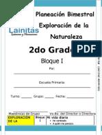 2do Grado - Bloque 1 - Exploración de la Naturaleza