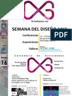 PRESENTACION SEMANA DEL DISEÑO 2012