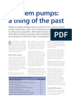 Pump Failure Article