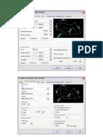 Configuração de Cotas - AutoCAD