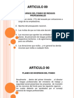 Articulo 89 Decreto 1295