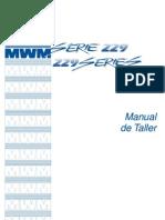 Manual Taller Mwm Serie229