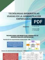 tecnologia informatica