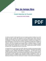 Profiter Du Temps Libre 07-06-2006