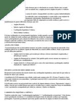 DOENÇAS CORONARIANAS E INFARTO