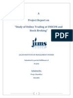Online Trading at Unicon_final1