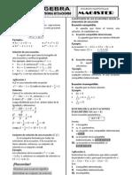 Ecuaciones (teoria)