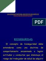Bioseguridad en Implantologia