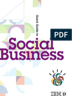 Quick Guide to Social Business