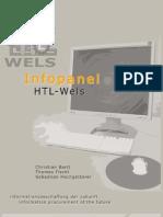 Diplomarbeit - Infopanel - Dokumentation v3.0