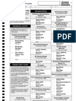 2012 Burke County Sample Ballot 2 (H112)